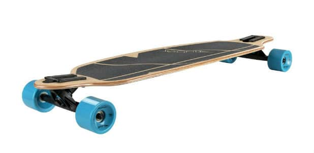 Drop-Through Longboard Cons