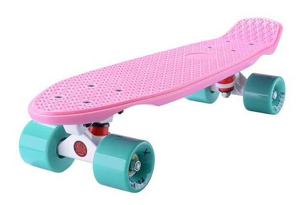 Playshion 22'' Cruiser Skateboard