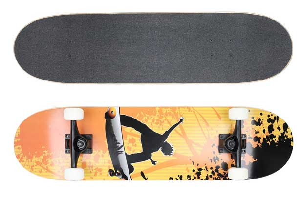 Puente 31 inch complete skateboard