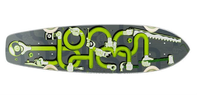 Sector 9 Dart Deck