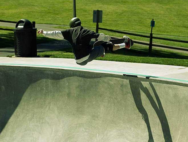 Vert Skateboard