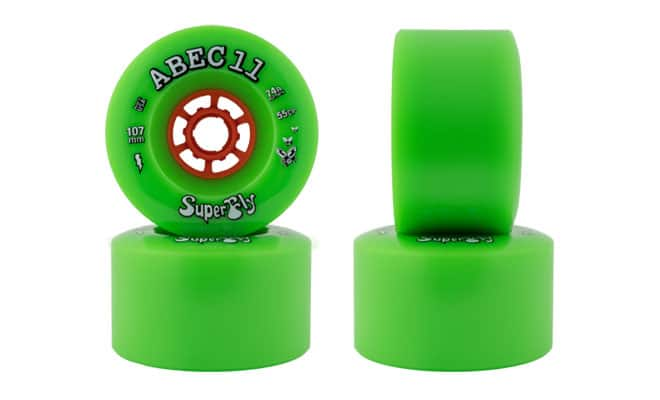 107mm Longboard Wheels
