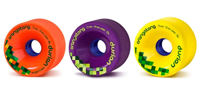 75mm Longboard Wheels