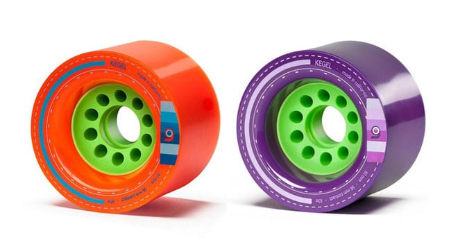 80mm Longboard Wheels