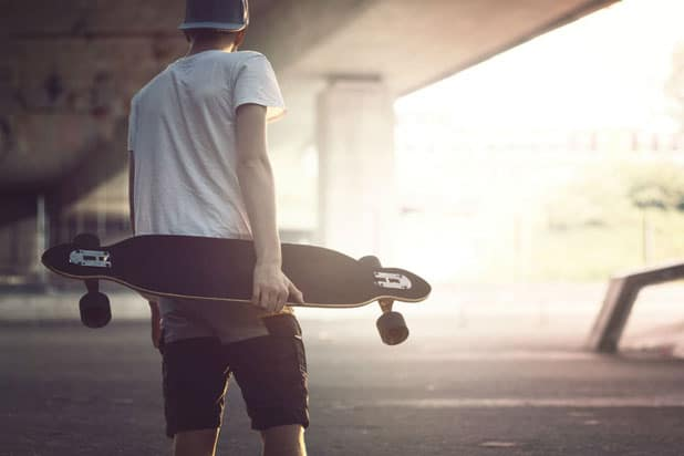 Features of Longboard