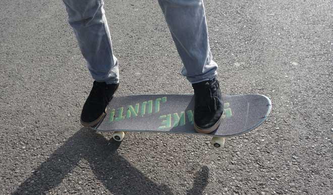 Kick Turn