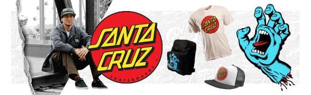 Santa Cruz Merchandise