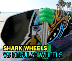 Shark Wheels Vs Regular Wheels