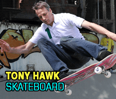 Tony Hawk Skateboard