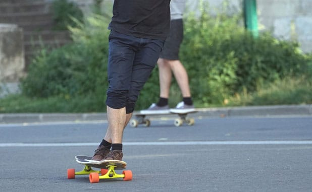 What Came First Skateboarding Or Longboarding