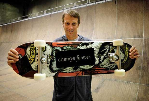 About Tony Hawk