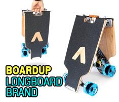 BoardUp Longboard Brand