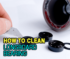 How to Clean Longboard Bearing