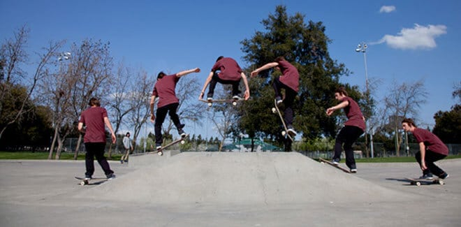 How to jump the Ollie