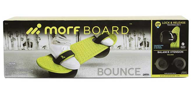 MORFBOARD Bouncer Attachment