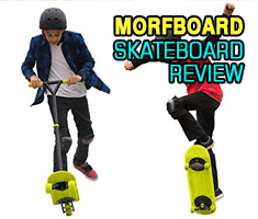 MorfBoard Skateboard Review