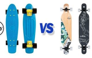 Penny Boards and Longboards