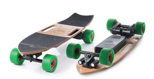 RipTide Skateboard Waterproof