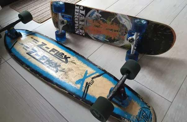 Skateboard Wheels Vs Longboard Wheels