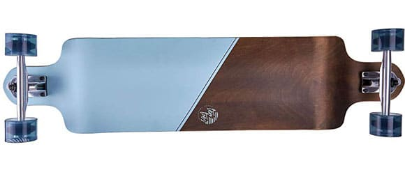 Ten Toes Drop 41-Inch Drop-Down Longboard
