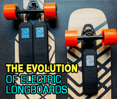 The Evolution of Electric Longboards