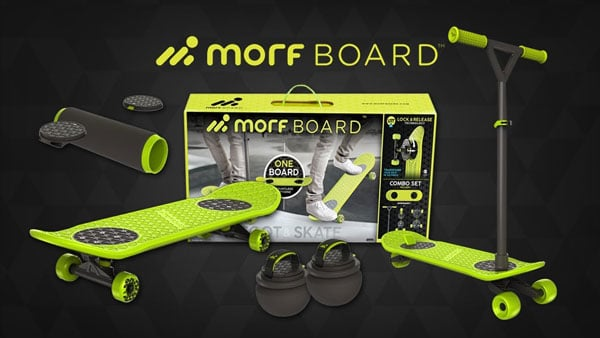 What Is MorfBoard?