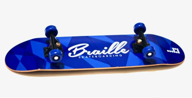Braille Handskates Aka Handboards