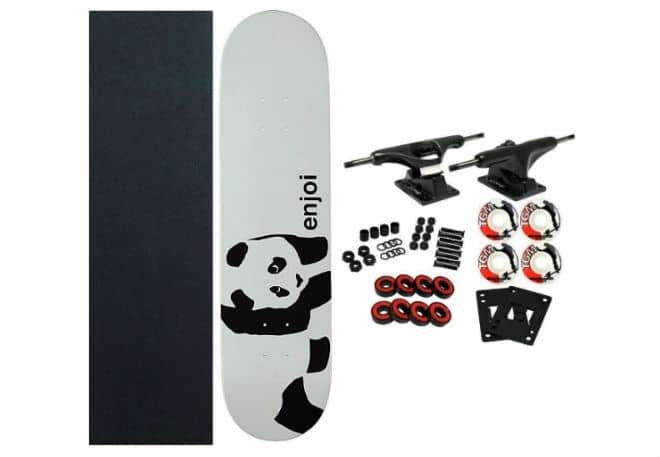 ENJOI Skateboards WHITEY PANDA
