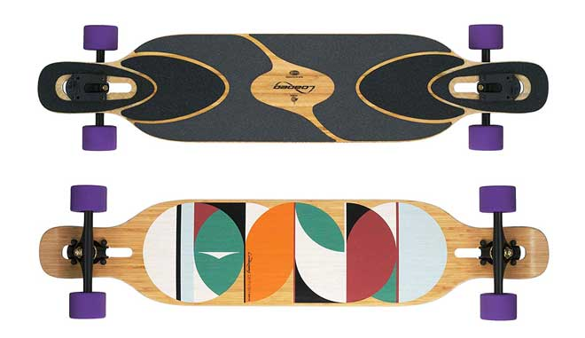 Loaded Boards Dervish Sama Bamboo