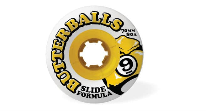 Sector 9 Slide Butterballs Skate Wheels