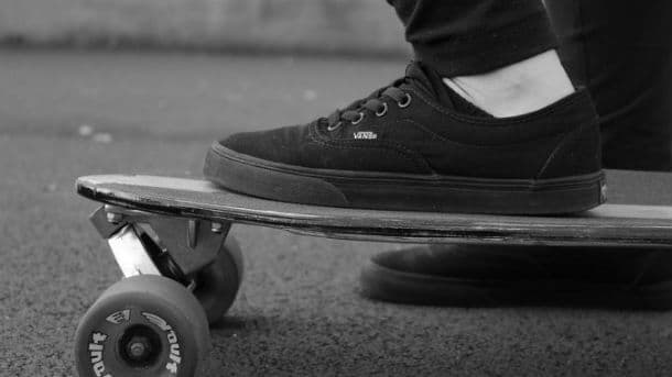 Is a Couple of the Skate Shoes Bad for Feet?