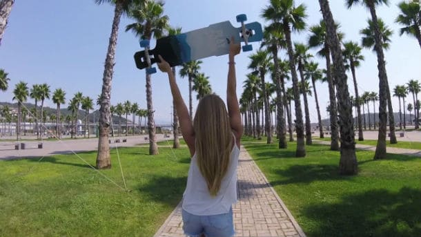 Who can ride Playshion longboards?