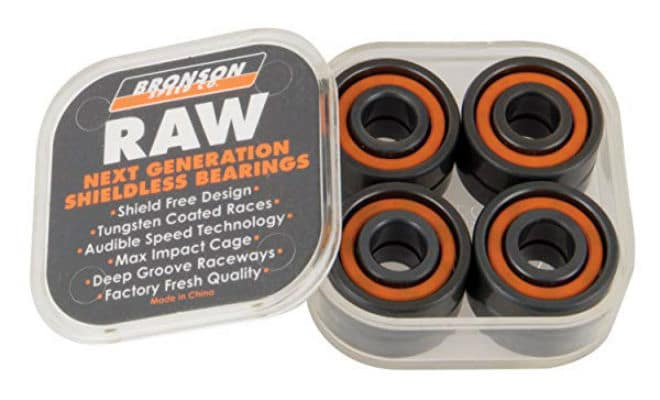 Bronson Speed Co. Set of 8 Bearings