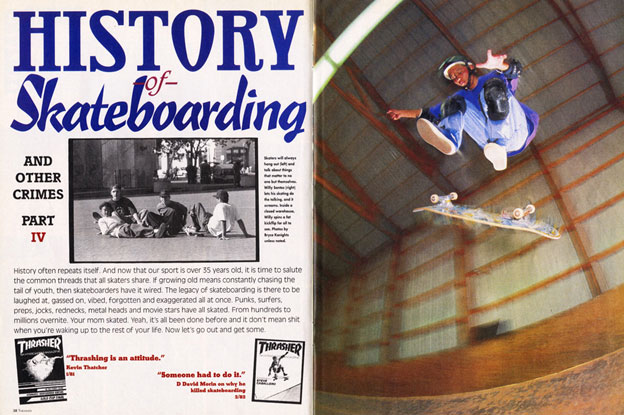 The Entire History of the Skateboarding Community