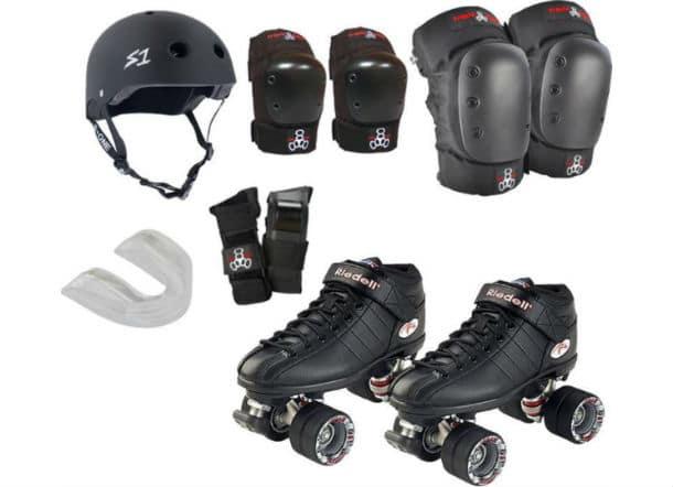 Roller Skating Gears