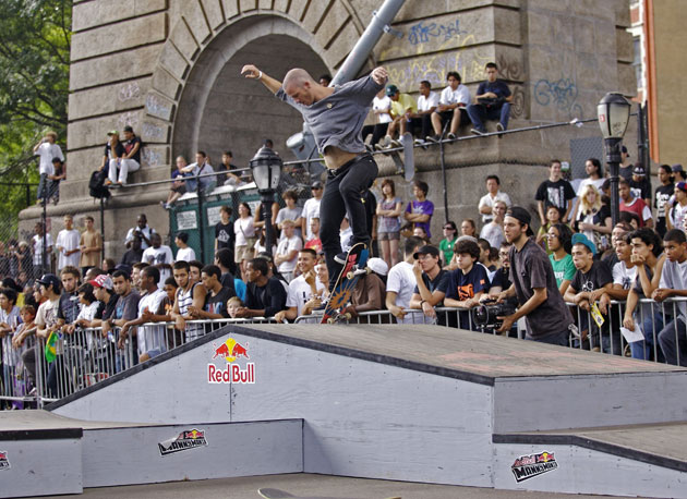 Skateboarding Events