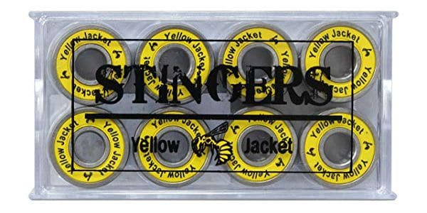 Yellow Jacket Pro Longboard Bearings
