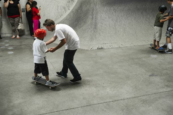 What age is the best to learn skateboard?