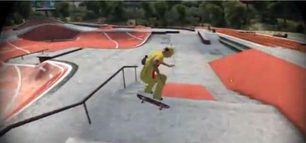 Nollie 360 flip