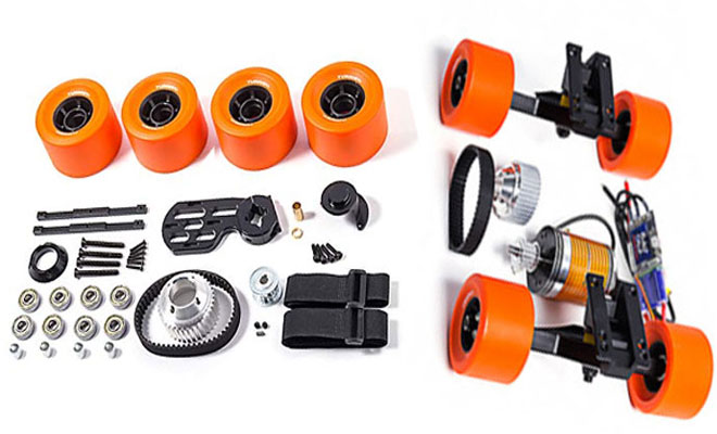 Turnigy Skateboard Conversion Kit