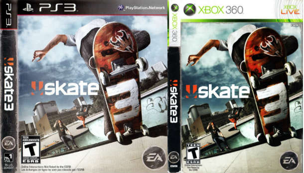 about Skate 3