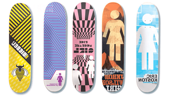 Best Skateboard Decks for Girls