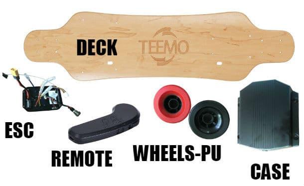 Design Teemo Longboard