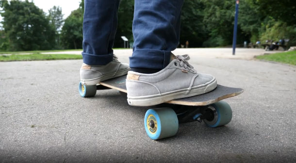 Electric Skateboards Easier to Ride