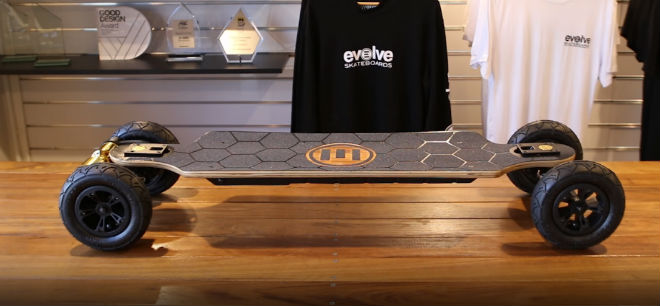 Evolve Skateboards GTX Series Electric Skateboard
