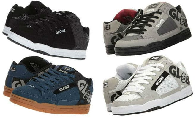 Globe Men's Tilt Skateboard Shoe