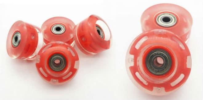 KINPAR Outdoor Skate Wheels