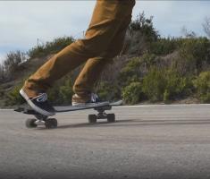 Longboard Powerslide