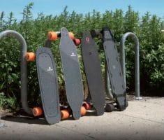 Motorized Longboards