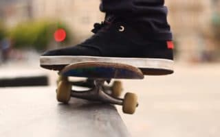 Skateboard Ledges
